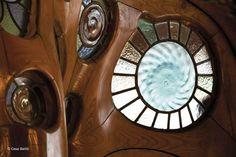 Casa Batlló - Antoni Gaudí - Details