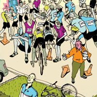 How to Plan the Perfect Cycling Event  http://www.bicycling.com/rides/advocacy/how-to-plan-the-perfect-cycling-event