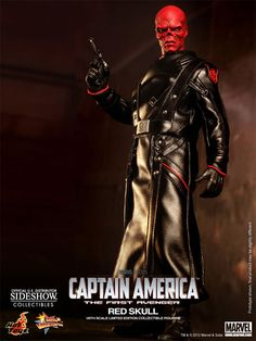 Sideshow Collectibles - Red Skull Sixth Scale Figure