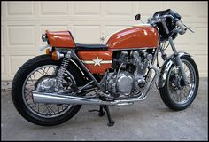 Project Suzuki Cafe Racer- by Vintage Customs, via Flickr