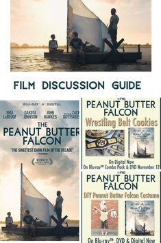 Create one amazing family movie night with The Peanut Butter Falcon now on Blu-Ray, DVD and Instant Video with these cookie recipes, DIY costume and guide. Family Movie Night, Family Movies, Shia Labeouf Transformers, Falcon Costumes, John Hawkes, Movie Club, Little Miss Sunshine, Best Supporting Actor, Instant Video