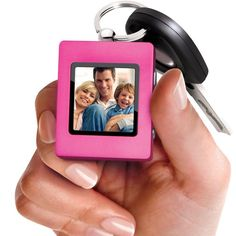 Carry photos and memories with you with a photo keychain!