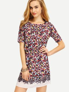 Shop White Floral Print Shirred Waist Dress online. SheIn offers White Floral Print Shirred Waist Dress & more to fit your fashionable needs.