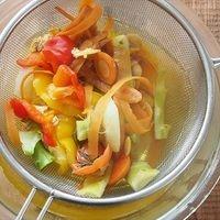 捨てちゃダメ!野菜のくずで作るお出汁「ベジブロス」は栄養たっぷり♪