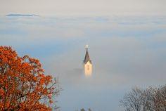Altenberg bei Linz, Pfarrkirche Hl. Elisabeth Berg, Linz