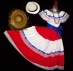 Puerto Rico Attire Puerto Rican Cultural Clothing