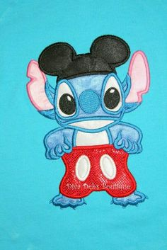 Lilo and Stich Disney