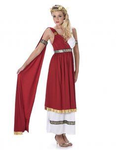 Déguisement romaine femme
