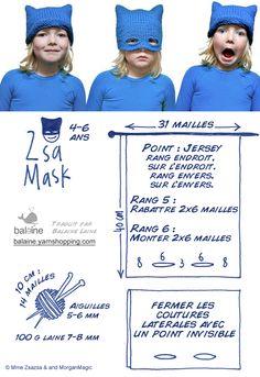 Zsa Mask ! Modèle gr