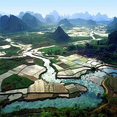 Impact Lab - The Wonders of China - Amazing Photos