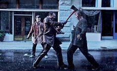 Ce qu'on reproche aux auteurs de The Walking Dead n'est pas d'avoir fait de la série B. Mais d'avoir fait de la série B alors qu'ils avaien...