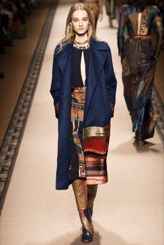 Sfilata Etro Milano - Collezioni Autunno Inverno 2015-16 - Vogue Milan Fashion Week Fall Winter 2015-16