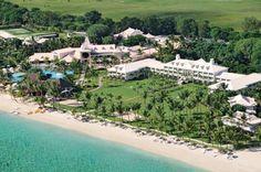 Discover Sugar Beach, A Sun Resort, Mauritius. A plantation-style hotel on the west coast. Beach Hotels, Beach Resorts, Hotels And Resorts, Mauritius Resorts, Maldives, Cheap Beach Vacations, Fairytale Castle, Sandy Beaches, Beautiful Islands