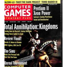Computer Games Magazine, March 1999 | $14.63