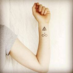 #tattootuesday #thingsiwant #thingsineed #harrypotter #harrypottertattoo