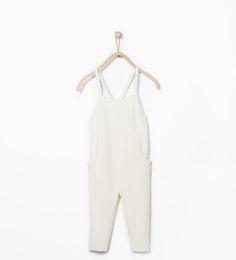Imagem 1 de Macacão alças bolsos da Zara