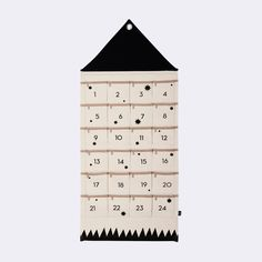House Christmas Calendar, ferm living
