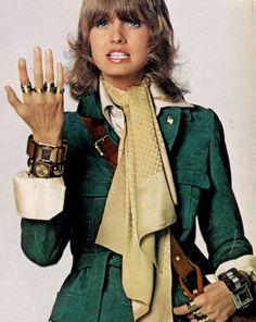 Beshka by Gianni Penati for Vogue, 1970