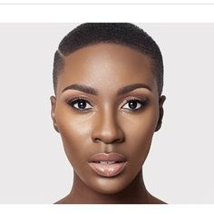 Bald Black Beauties : Photo