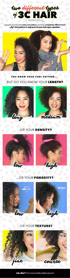 Why Your Curls Don't Look Like Hers (Even Though You're the Same Curl Pattern)