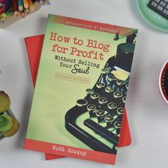 Earn a living doing what you love! Whether you have been blogging for years or just a few weeks, How to Blog For Profit (Without Selling Your Soul) will prove a valuable resource. The expanded second edition, offers solid advice and practical action plans for creating an authentic, successful, and profitable blog. Ruth Soukup shares how she grew her own blog to over one million monthly visitors, while earning a full time income, and writing about the things she truly cares about. In this…