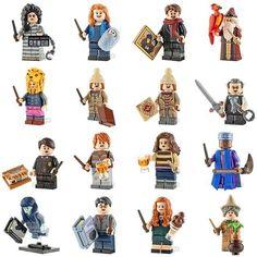 NEW HARRY POTTER 71028 CMF 2  .  Available now at firestartoys.com  .  .  #lego #afol #tfol #kfol  #legoharrypotter #harrypotterlego   #bricknetwork #legophoto  #legography #toyphotography  #legostagram #legominifigure  #legominifigures #legominifigs  #legophotography #legogram  #legos #minifigurehq  #legolover #geekgifts  #legosigfig #sigfig #instalego  #brickinspired    #Regram via @CEgzovyBBs2 Lego Minifigs, Lego Photography, Lego Parts, Lego Harry Potter, Cool Lego, Lego Ideas, Geek Gifts, Legos, Lego Pieces
