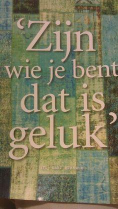 Zijn wie je bent (uit Happinez 3 - 2012) ------- Hoe maken we van Nederland het gelukkigste land ter wereld? Discussieer mee in de Facebook-groep Gewoon Gelukkig:  https://www.facebook.com/groups/GewoonGelukkig/