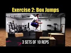 How to Increase Vertical Jump for Basketball -  4 Essential Exercises  t...