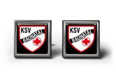 KSV Baunatal Cufflinks Manschettenknöpfe #accessories #cufflinks #menswear