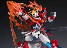 GUNDAM GUY: HGBF 1/144 Kamiki Burning Gundam - Review by Schzophonic9