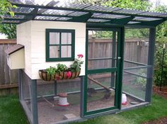 Innovative Backyard Chicken Coop Ideas 1000 Ideas About Mobile Chicken Coop On Pinterest Coops