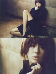 Yoon Eun Hye from 1st Shop of Coffee Prince and Lie to Me
