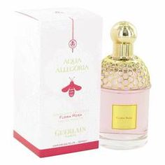 Aqua Allegoria Flora Rosa Perfume by Guerlain, 3.3 oz Eau De Toilette Spray for Women: Aqua Allegoria Flora Rosa Perfume by Guerlain 3.3 oz…