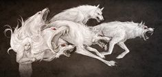 Wolves by Vamtaro on DeviantArt