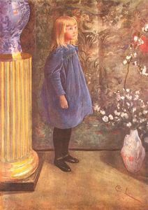 Ulla - (Carl Larsson)