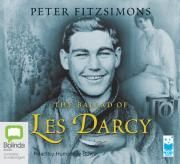 The Ballad of Les Darcy Biographies DARCY