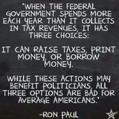 Ron Paul: | Sons of Liberty Tees: A Liberty and Patriot Blog.
