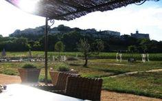 Vakantiehuis Gite le Coquelicot - Lussan - Gard Zuid Frankrijk - Zwembad gedeeld