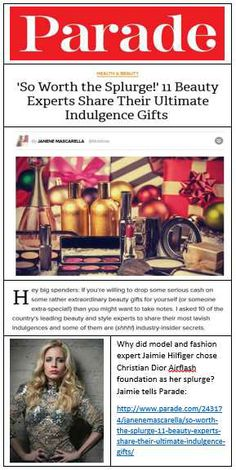 Jaimie Hilfiger comments in Parade Magazine