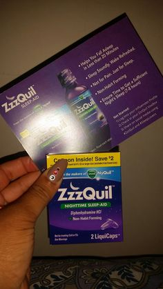 #zzzquil