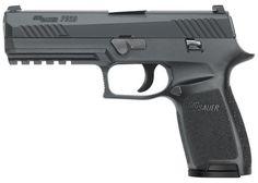 Sig Sauer P320 Full 9mm Pistol 320F-9-BSS : Semi Auto Pistols at GunBroker.com