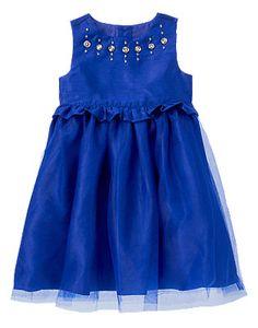Dress Girls 5,6,7,8,10 Holiday Gymboree Sparkle Navy Blue Velvet Jewel NWT