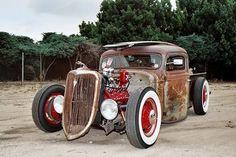 Ford Truck Rat