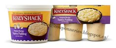 Coupons et Circulaires: 2,49$ KOZY SHACK Pouding
