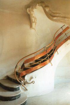 Design by Antoni Gaudi.