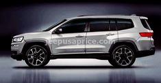 New 2022 Jeep Grand Cherokee Wagoneer Concept Jeep Grand Jeep Grand Cherokee Jeep Usa