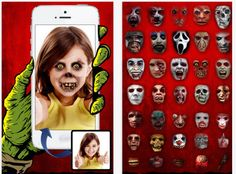 Halloween apps: Zombify Yourself is a spooky and terrifyingly fun app for kids