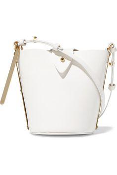 Sophie Hulme | Barnsbury nano leather shoulder bag | NET-A-PORTER.COM