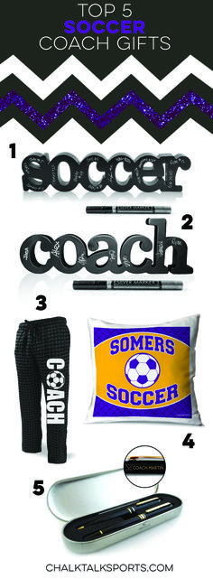 Our top 5 best selling coaches gifts! We have so many unique items that you can personalize for your coach to thank them for all of their hard work!