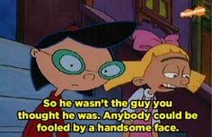 "23 Moments ""Hey Arnold!"" Got Way Too Real"